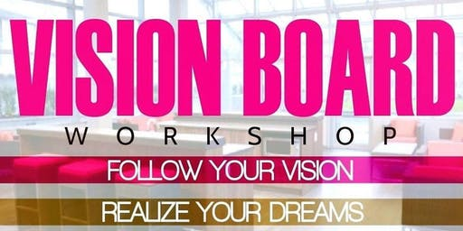 Intimate Manifesting Magic 2020 Vision Board Workshop with Bam Bam Boogie