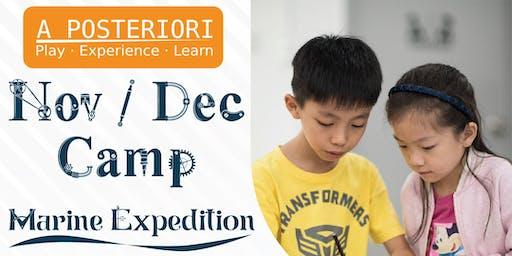 Nov / Dec Camp (Naval Science)