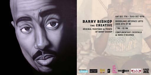 Barry Bishop The Creative - Original Paintings and Prints