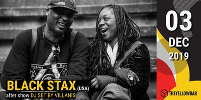 Black Stax - The Yellow Bar