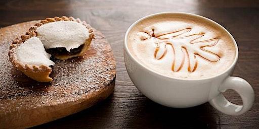 International Development Grantholders Networking Christmas Coffee Morning