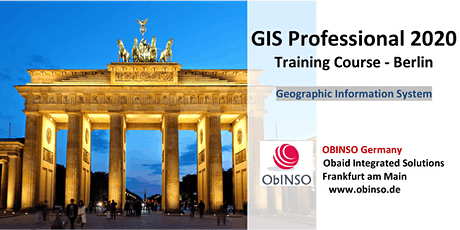 GIS Professional - Berlin Tickets