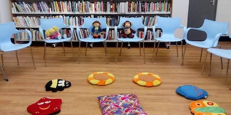 Toddler Rhyme Time (Fulwood) tickets