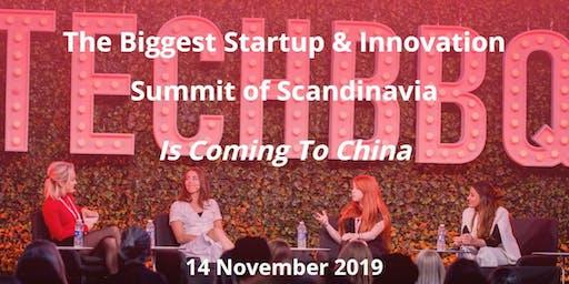 techbbq - Shenzhen- Startups - Nordics