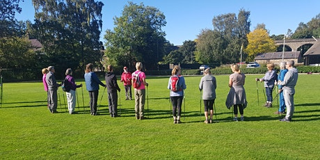 Introduction to Nordic Walking - September - Bollington tickets