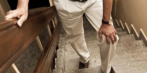 Knee  Pain Relief Options -  Free Health Talk | January