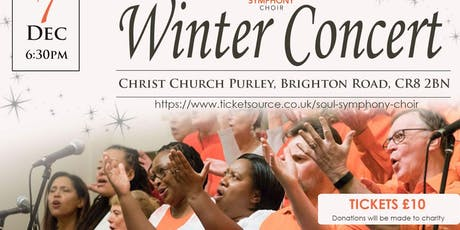 Winter Concert hosted by Soul Symphony Choir tickets