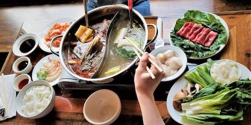 Deep Blue Seafood Hot Pot