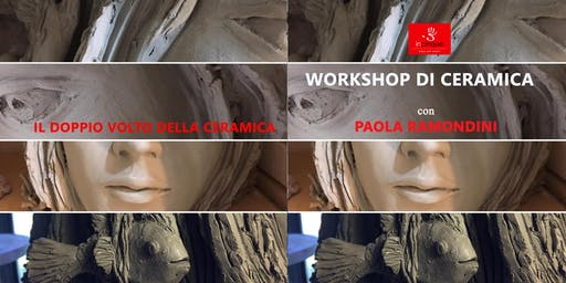 Workshop di ceramica con Paola Ramondini