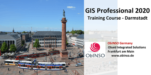 GIS Professional - Darmstadt