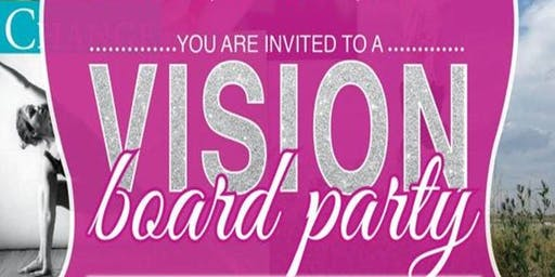 Women In Business Vision Board Party