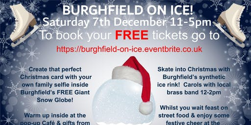 Burghfield On Ice
