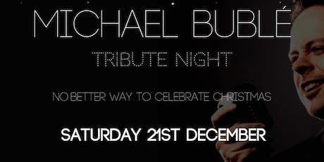 Bubbles & Buble - Micheal Buble tribute entertainment tickets