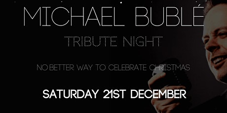 Bubbles & Buble - Micheal Buble tribute entertainment tickets