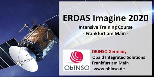 ERDAS Imagine Training Course
