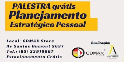 Palestra Planejamento Estratégico Pessoal - CDMAX Store