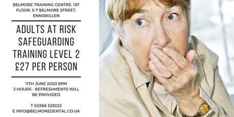 Adults at Risk Safeguarding Training Level 2 tickets