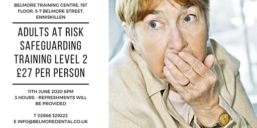 Adults at Risk Safeguarding Training Level 2