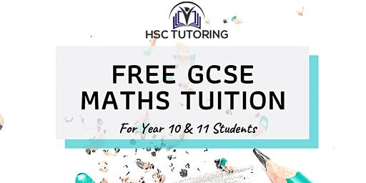 FREE GCSE Maths Tuition - Higher Tier