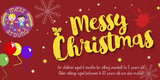 Messy Play- Hendon School, Golders Rise
