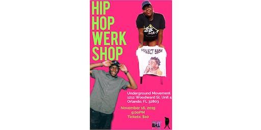 Hip Hop WERK Shop