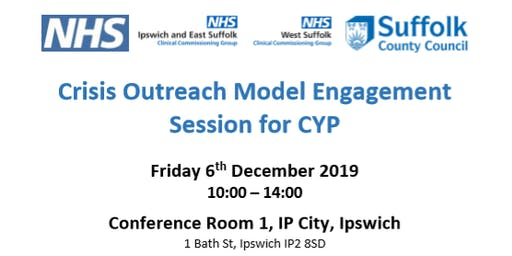 Crisis Outreach Model Engagement Session for CYP