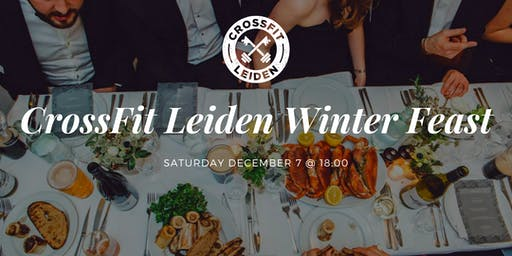 CrossFit Leiden Winter Feast