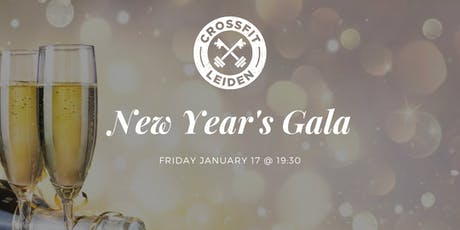 CrossFit Leiden New Year's Gala tickets