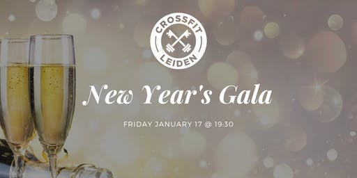 CrossFit Leiden New Year's Gala