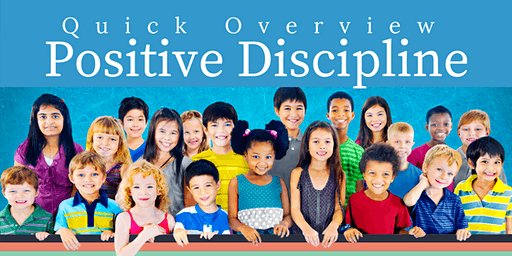 Positive Discipline Parenting for the 2020's-One Day Workshop