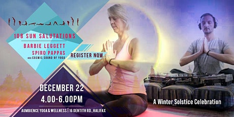 108 Sun Salutations - A Winter Solstice Celebration tickets