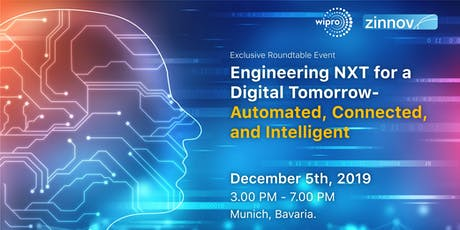 Engineering NXT for a Digital Tomorrow - Automated, Connected & Intelligent tickets
