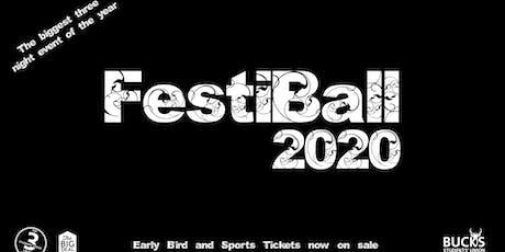 Festiball 2020 tickets