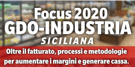 FOCUS 2020 GDO & Industria