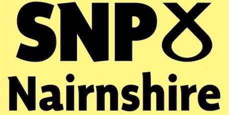 SNP Nairnshire: Candidate Adoption Evening tickets