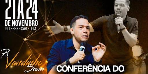 Conferência Espírito Santo Meu Amigo
