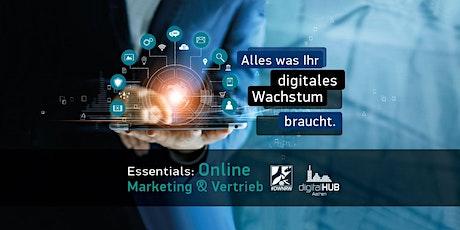 #2: B2B Online-Marketing und -Vertrieb tickets