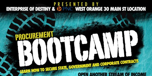 BUSINESS BOOTCAMP- SECURE  STATE AND GOVERNMENTCONTRACTS
