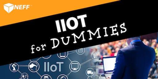 IIoT For Dummies   Terre Haute IN    December 10