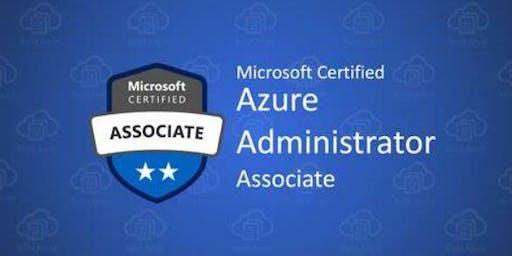 4 days - Azure training Certificate AZ-103 - 15 000 kr