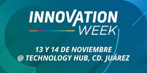 INNOVATION WEEK: Presentación de casos de éxito y proyectos innovadores