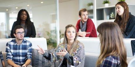 Werde Crowdpreneur - Marketing & Kommunikation Tickets