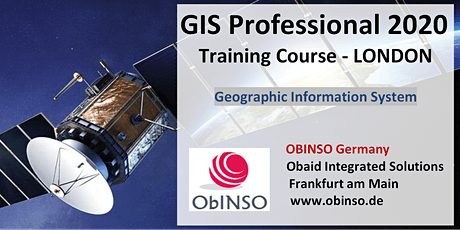 Geographic Information System -Training Course tickets