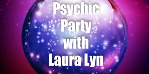Psychic Party with Laura Lyn - December