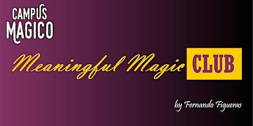 DÜSSELDORF Meaningful-Magic Club from CAMPUS MAGICO