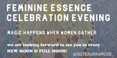 活出女性能量晚間聚會 Feminine Essence Celebration Evening tickets