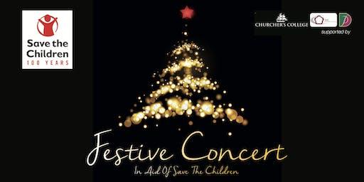Save The Children Festive Concert
