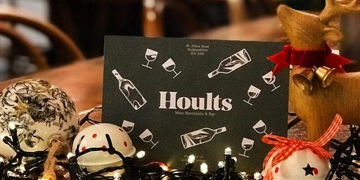 Hoults Wine Merchants & Bar - Big Winter Wine Tastings