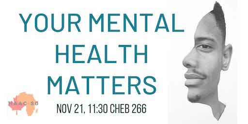 Your Mental Health Matters: Lunch and Learn with Lisa Dennis