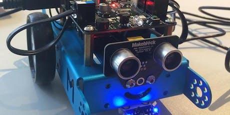 Workshop: Robotics mit dem mBot Tickets